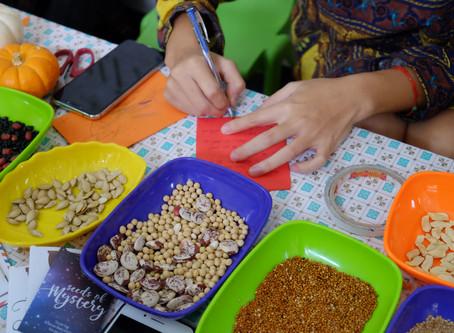 [Ý tưởng của Gieo] - Ngày tiết kiệm hạt giống - Save the Seeds Day