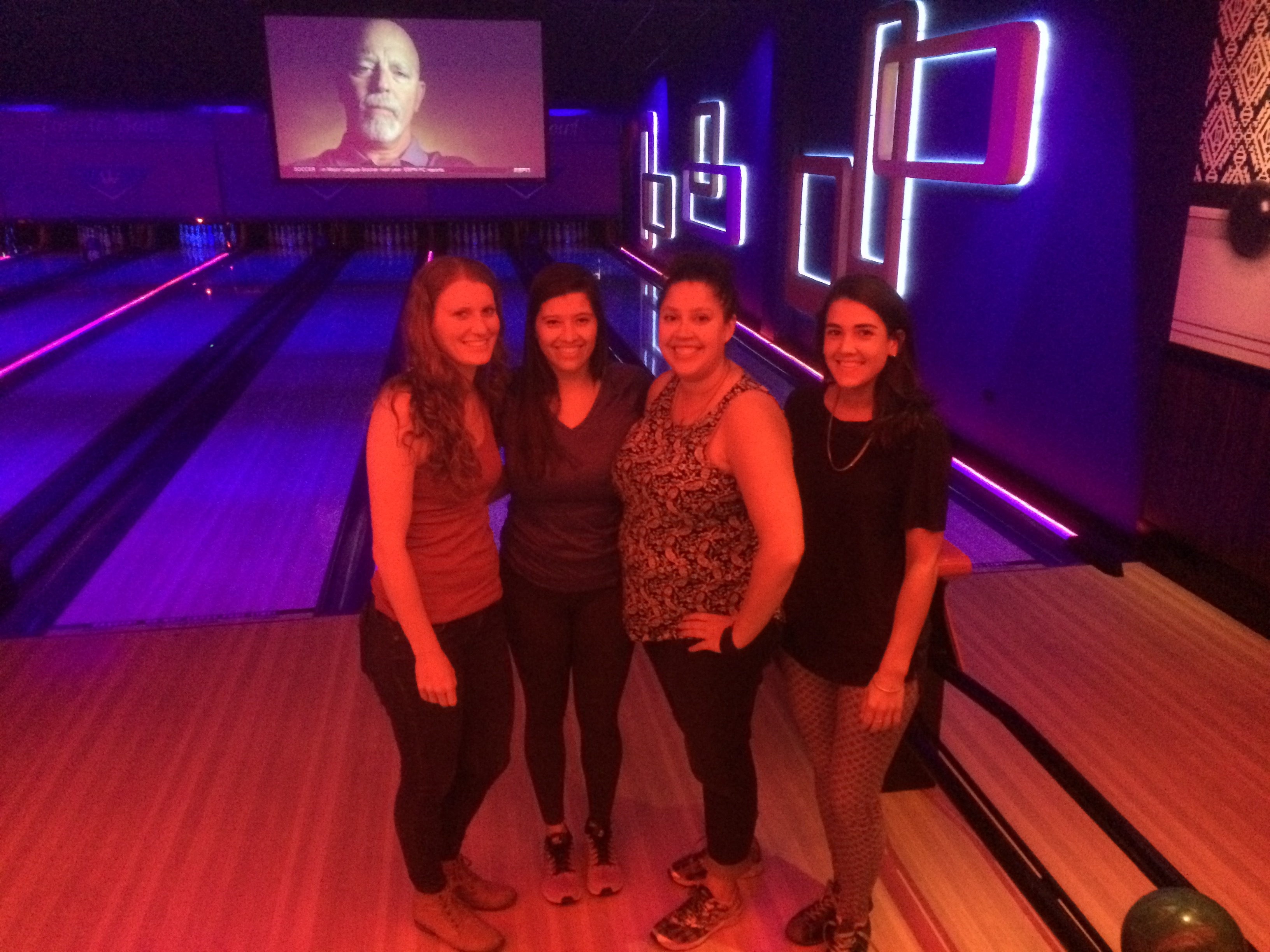 Bowling with the Cologna Lab