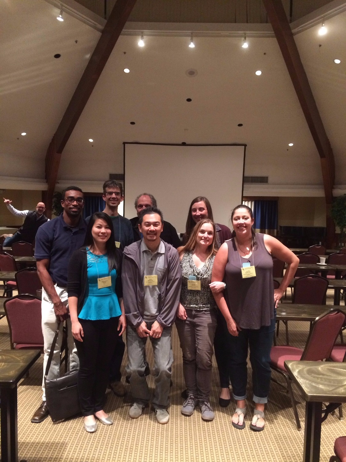 UCSC @ MNP GRC 2016 and Ed