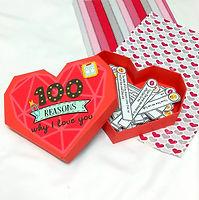 anniversary gift reasons why i love you
