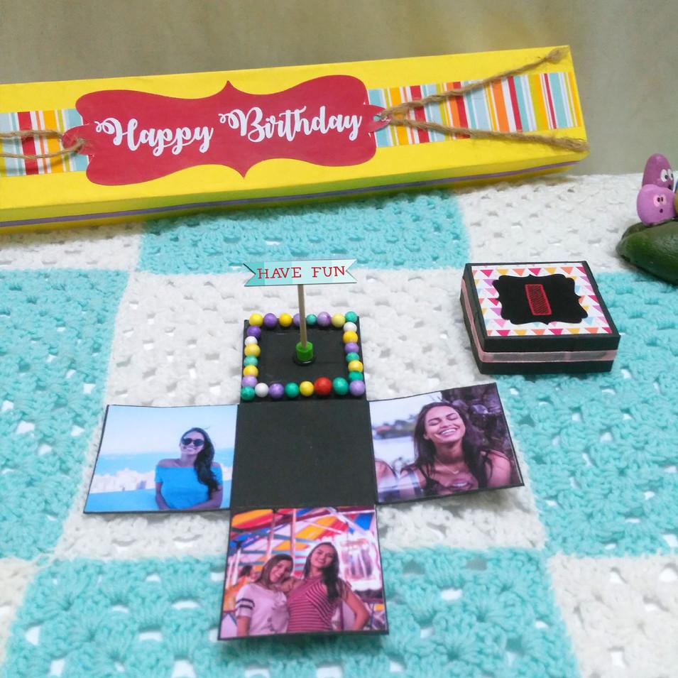 The Wishful Box birthday gifts The I Mad