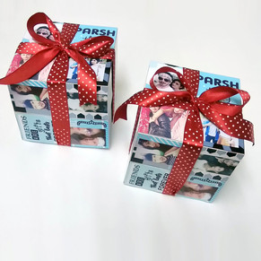 Magic Photo Cube Birthday Gifts The I Ma