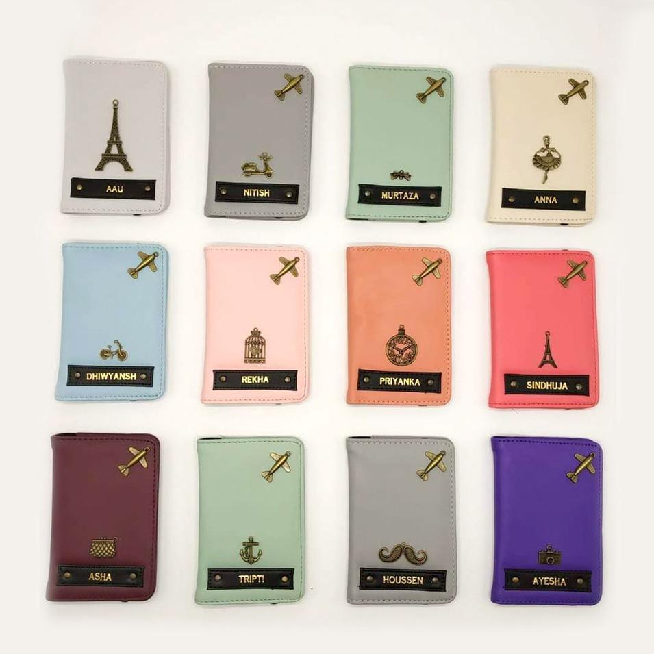 Passport Cover Travel accessory The I Ma