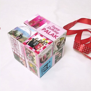 Magic cube birthday gifts anniversary gi