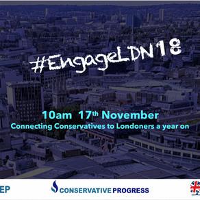 17 November 2018: EngageLDN2018