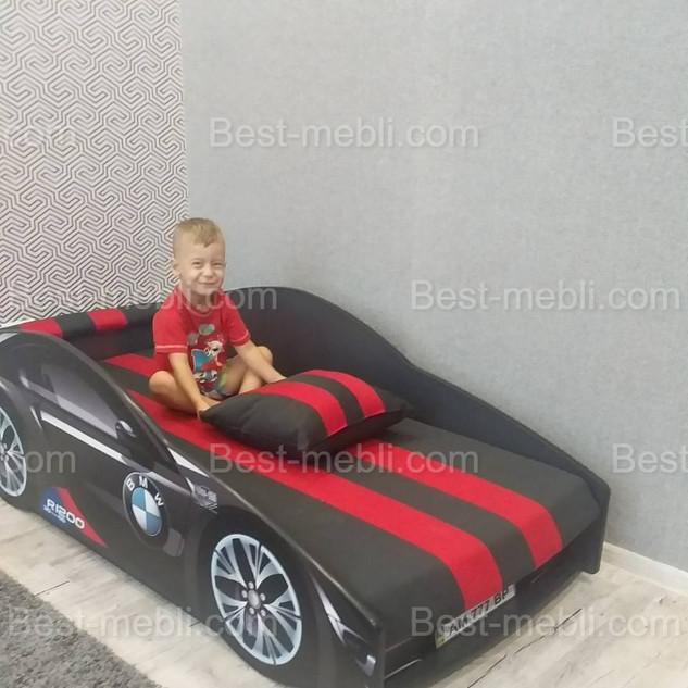 Кровать машина серия Elite