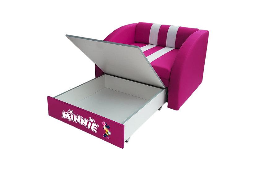 Кресло кровать Smart. Кресло раскладное детское. Детское кресло кровать.