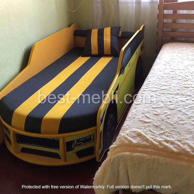 Кровать машина ДЖИП Premium