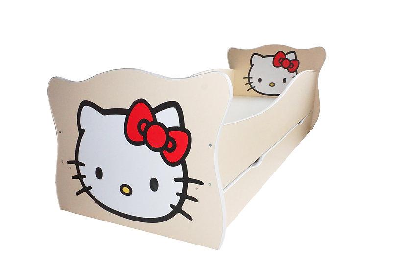 Кровать детская серия Животные (Animal) Детская кровать. Подборка рис №2