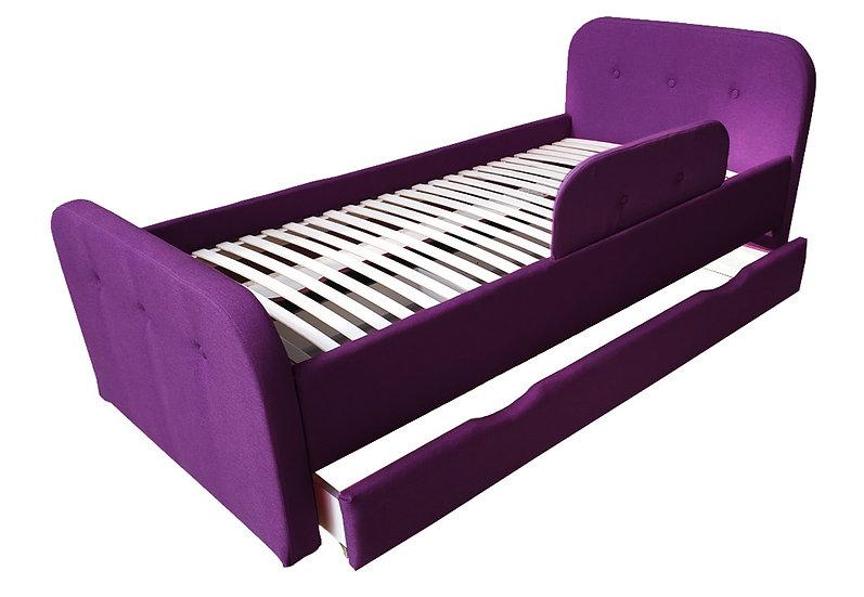 Кровать детская Teddy мягкая оббивка