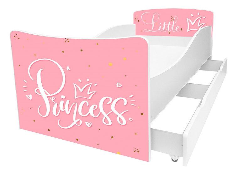 Детская кровать серия Kinder. Подборка для девочек