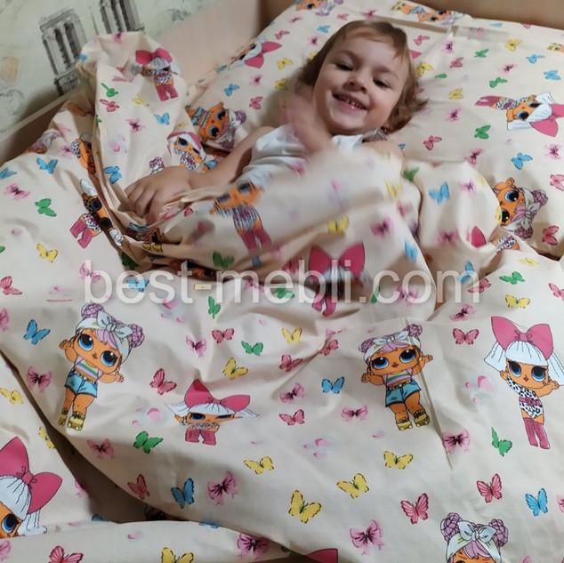 Кровать чердак Smile
