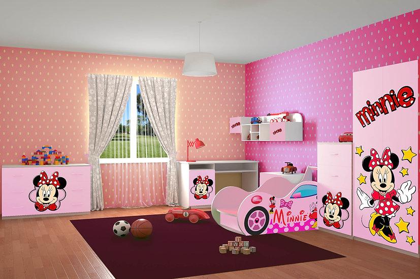Комплект детской мебели серия Forsage. Мебель в детскую. Детская мебель.