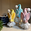 """Thumbnail: """"Easter Bunnies"""" Scandanavian Gnomes (choice of Pink, Yellow, Blue)"""