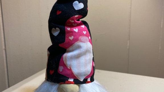 """Valentines Gnome Scandinavian Gnome (Small) 10"""" x 3 1/2"""""""