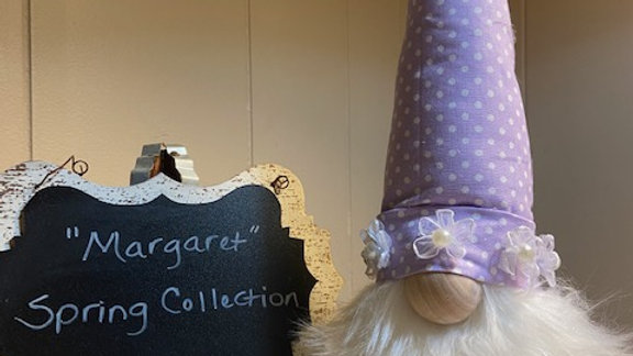 """Margaret"" Scandanavian Gnome  with Shoes"