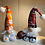 "Thumbnail: Clemson Tigers Scandinavian Gnome with Shoes 13 1/2"" x 4"""
