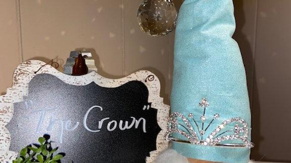 """The Crown"" Scandanavian Gnome"