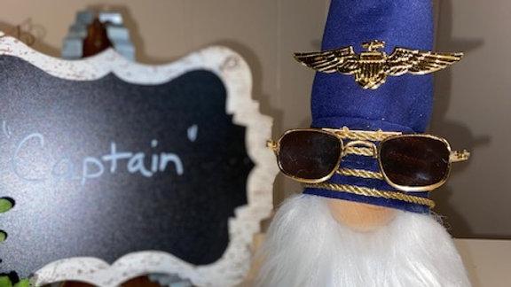 """Captain"" Scandanavian Gnome"
