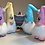 "Thumbnail: ""Princess Collection"" Scandinavian Gnome  with Shoes"