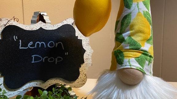 """""""Lemon Drop"""" Scandanavian Gnome"""