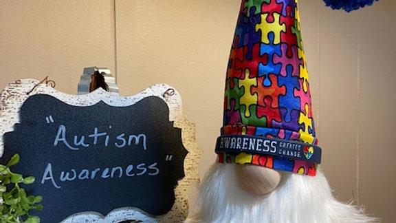 """""""Autism Awareness"""" Scandanavian Gnome"""