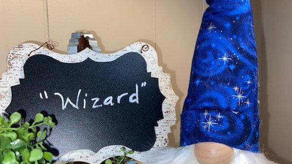 """Wizard"" Scandinavian Gnome 13 1/2"" x 4"""