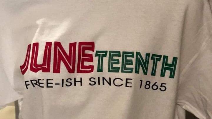Juneteenth(Red)