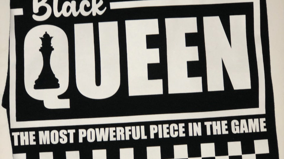 Black Queen The Most Powerful piece