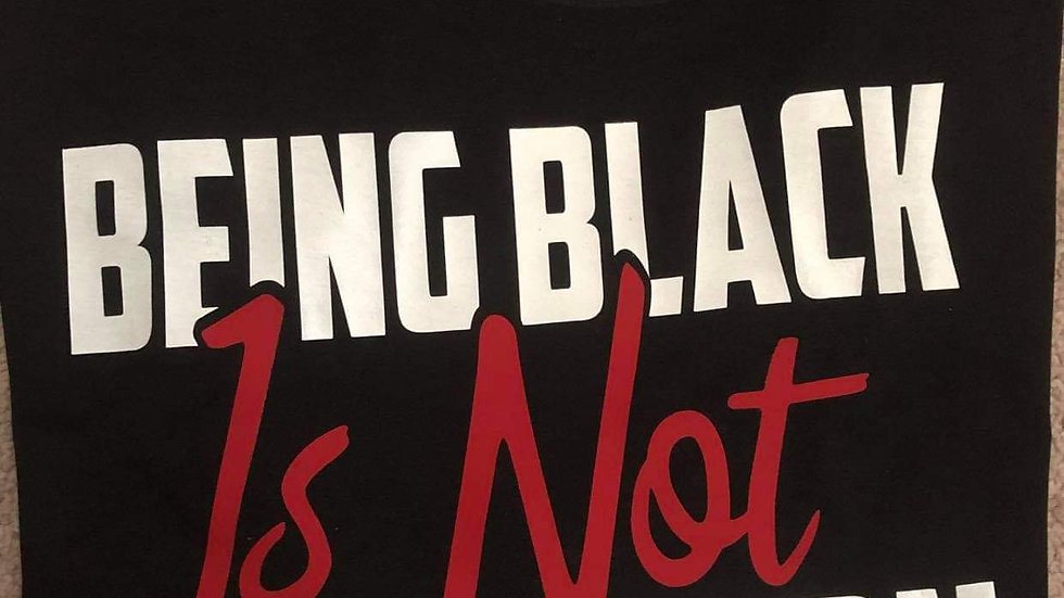 Being Black is not a weapon
