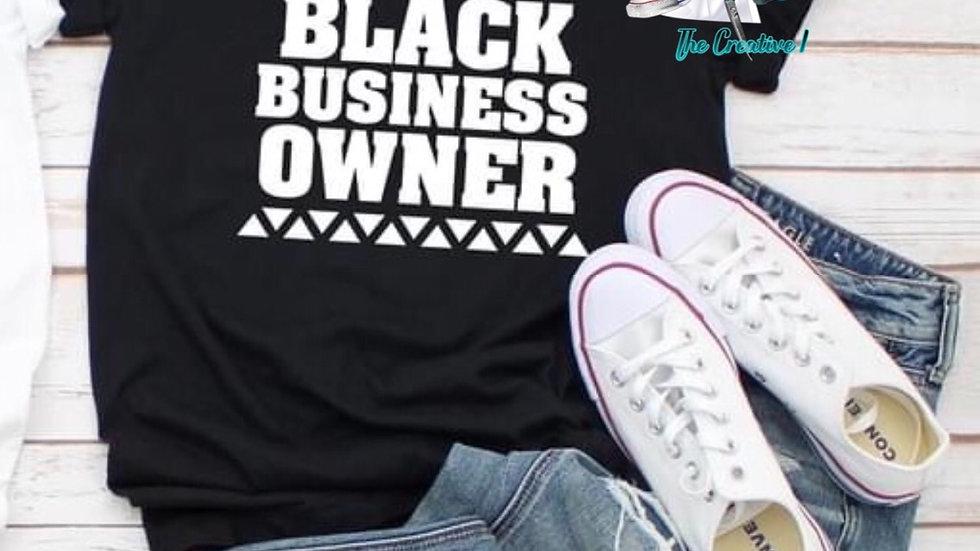 I'm a Black Business Owner