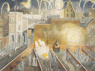 Eric Ravilious, Review Literary Review, May 2015