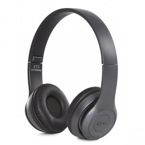 Audífonos Bluetooth Diadema (ST3 4.1+ EDR)