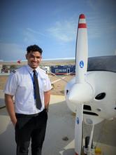 GW Pilot in training