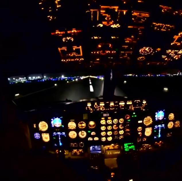 GW - MCT Landing