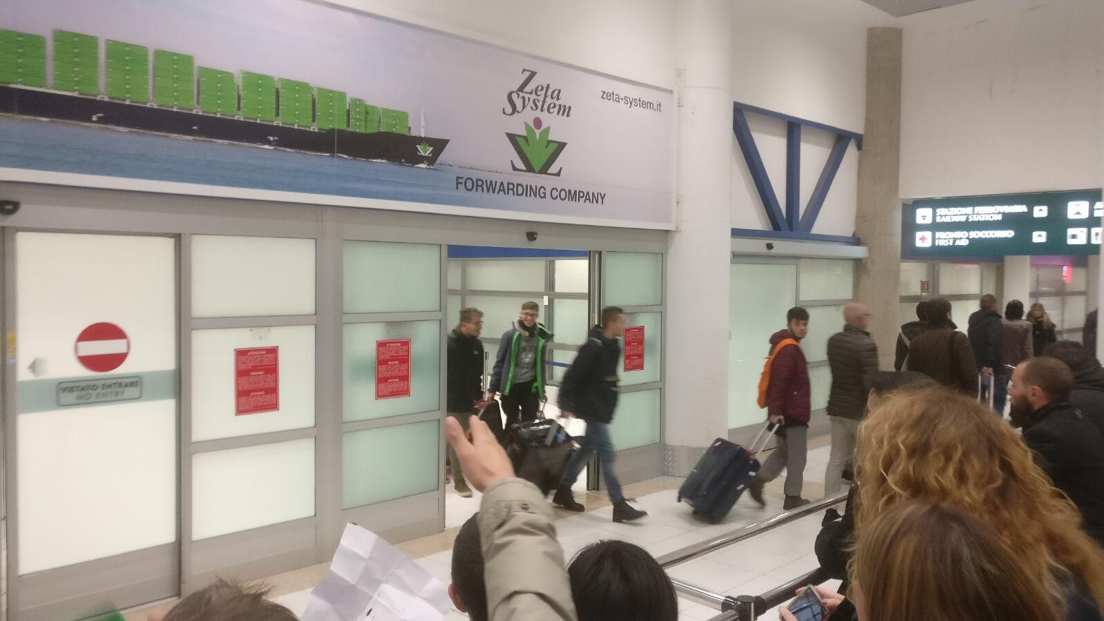 la 3E arriva in Polonia
