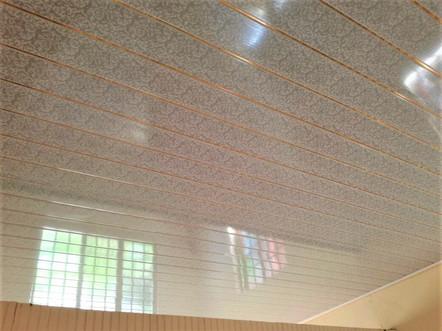 PVC Ceiling Installation