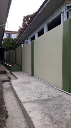 External Paiting