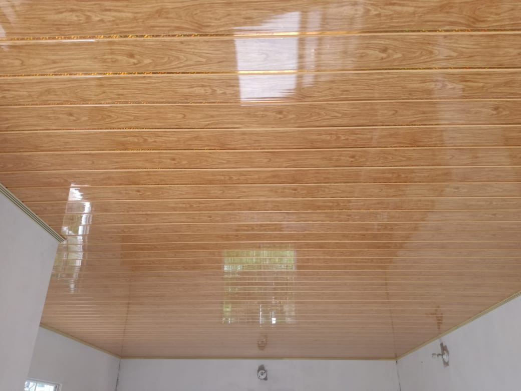 PVC Ceiling Installation