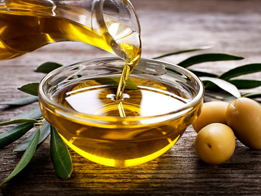 Olive Oil, more than just a salad component...