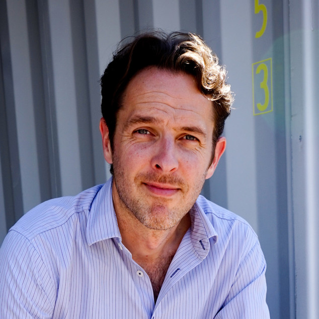 Ben Nemes: MD of Space Crate Mobile ADR Facility