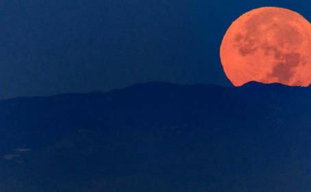 Une pleine lune, triple énergie!