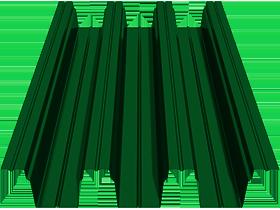 Зеленый плетеный
