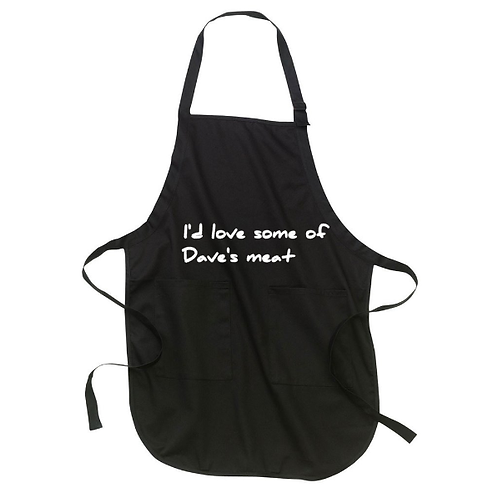 Chef/BBQ Apron - Custom Design