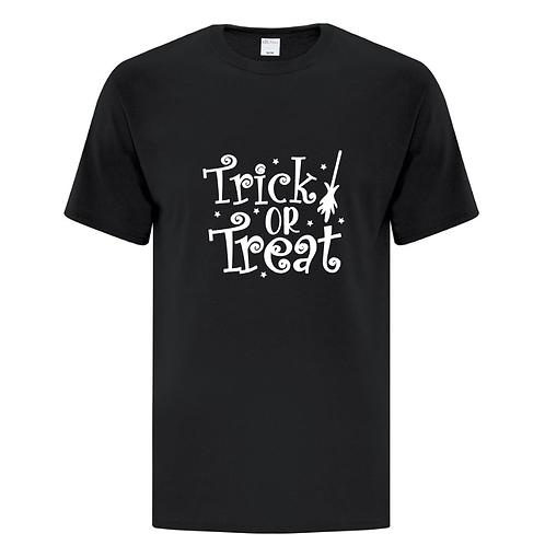 Trick or Treat Halloween Unisex T-Shirt