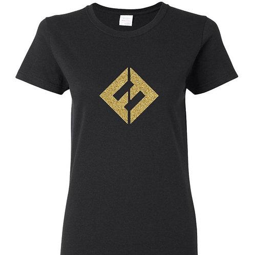 C & G Logo Ladies Fit T-Shirt