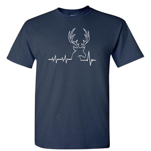 Deer Heartbeat T-Shirt
