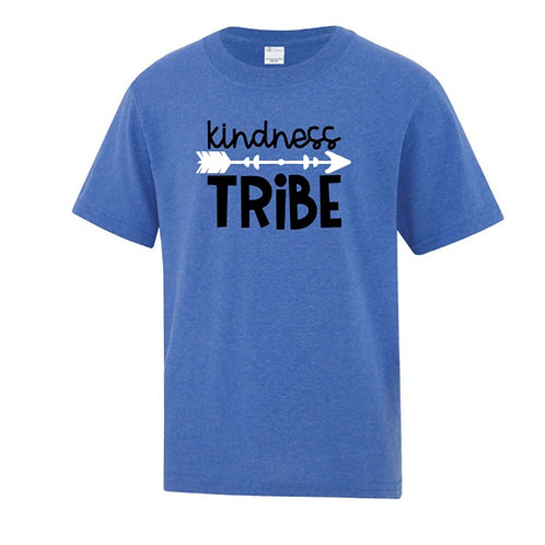 Kindness Tribe Positivity Kids T-Shirt