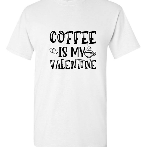 Coffee Valentines T-Shirt