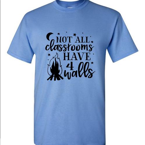 Not All Classrooms Unisex T-Shirt